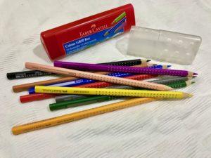 ドイツ 色鉛筆
