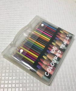 100本 色鉛筆